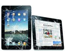 Réparation tablettes, iPad