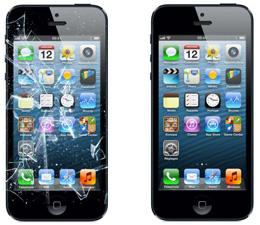 Réparation écran iPhone