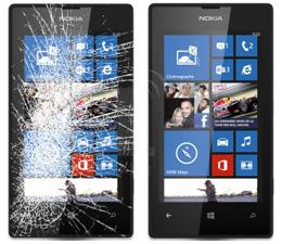 Réparation écran Nokia