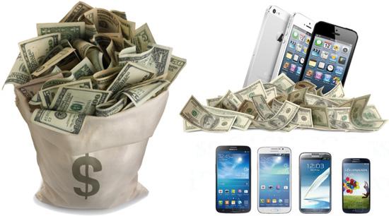 Achat et vente smartphone