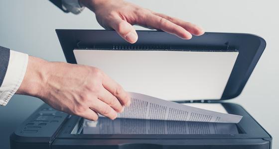 Scannez vos documents